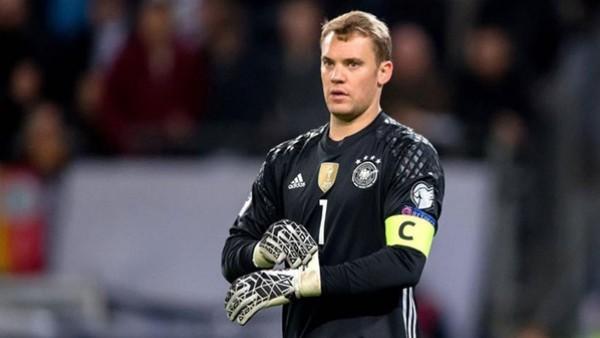 حارس المنتخب الألماني يفكر في الإعتزال بعد بطولة أوروبا 2020