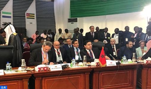 واغادوغو ...افتتاح أشغال الدورة الاستثنائية لمجموعة سيدياو حول مكافحة الإرهاب بمشاركة المغرب