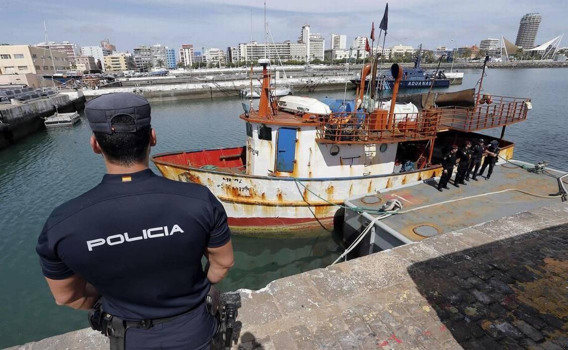 إسبانيا .. حجز 950 كلغ من الكوكايين على متن مركب شراعي