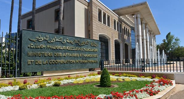 المغرب يدين بشدة التصريحات الأخيرة لرئيس الوزراء الإسرائيلي بشأن ضم منطقتي غور الأردن وشمال البحر الميت