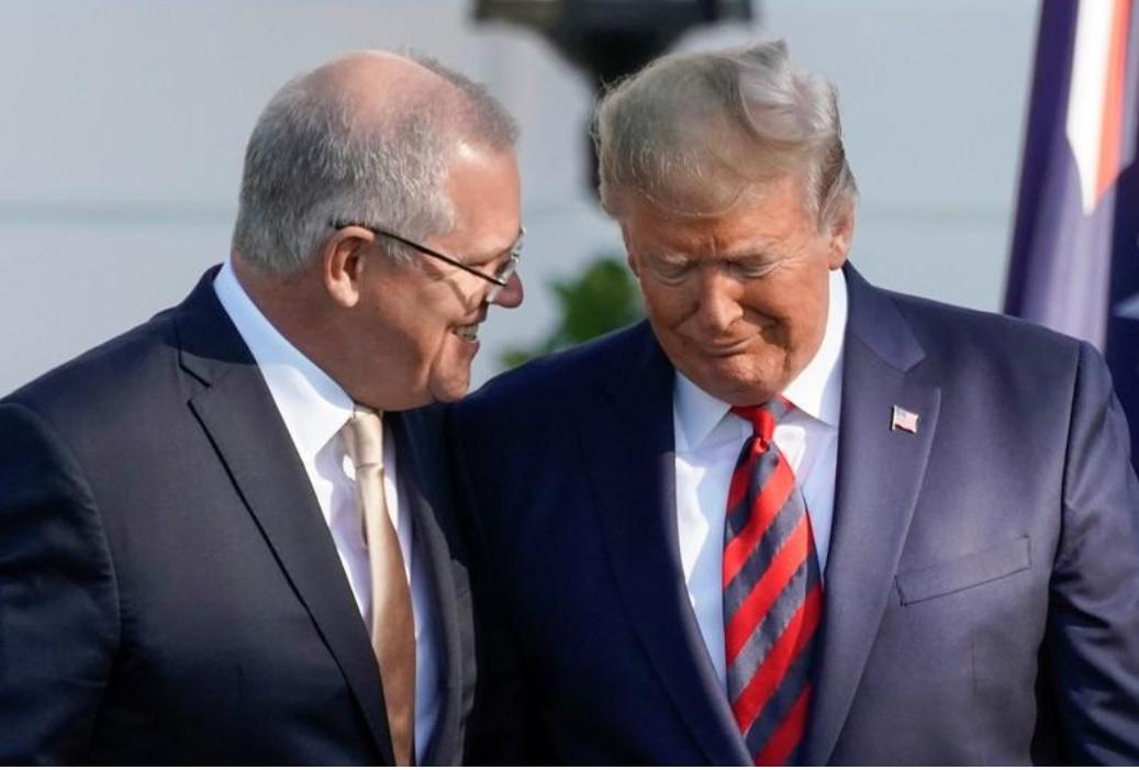 استراليا تساعد ترامب على الوصول للقمر وإلى ما هو أبعد منه