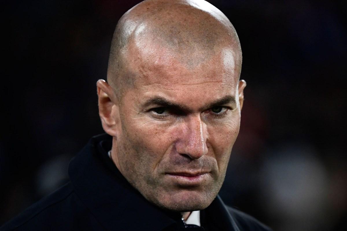 رئيس نادي ريال مدريد يحدد خليفة زين الدين زيدان