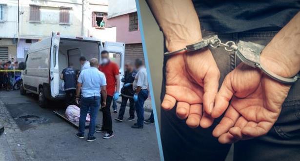 إضرام النار بجثة في الدار البيضاء..اعتقال الجاني وتفاصيل الجريمة