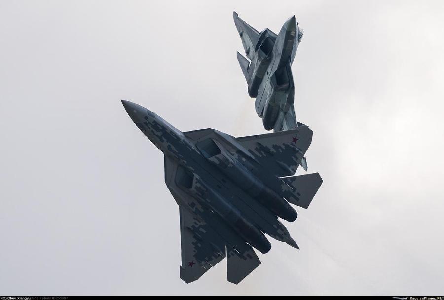 """لقاء تركي روسي رسمي للتباحث حول شراء أنقرة مقاتلات """"سو-57"""""""