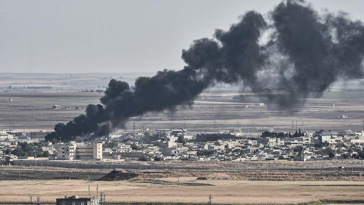 تعليق فهد المصري على تطورات العملية العسكرية التركية في الشمال السوري
