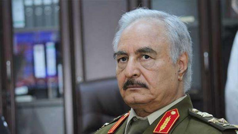 """ليبيا..سقوط أطفال في قصف عشوائي والمدعي العام العسكري يأمر باعتقال حفتر """"تحليل"""""""