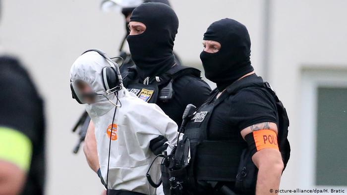 الشرطة الألمانية..تم تفادي سبع هجمات إرهابية منذ عام 2016