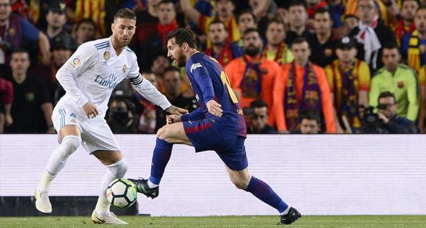 """بعد تأجيل """"الكلاسيكو"""" .. برشلونة وريال مدريد يتفقان على موعد جديد"""