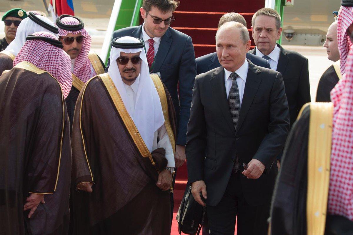قراءة لوفيق ابراهيم حول خلفيات زيارة بوتن للسعودية