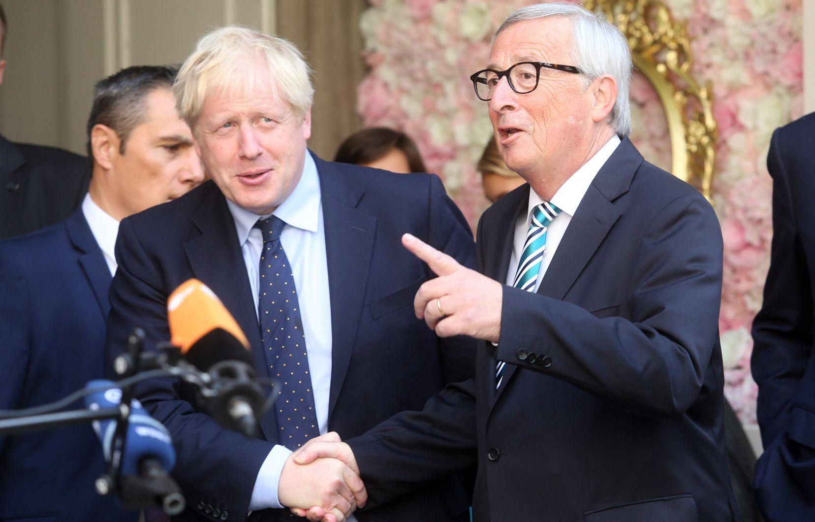 عاجل...بريطانيا والاتحاد الأوروبي يتوصلان لاتفاق جديد حول بريكست