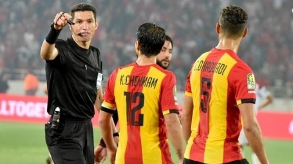 حكم مباراة الترجي والوداد يقود إياب كأس محمد السادس بين الترجي وأولمبيك آسفي