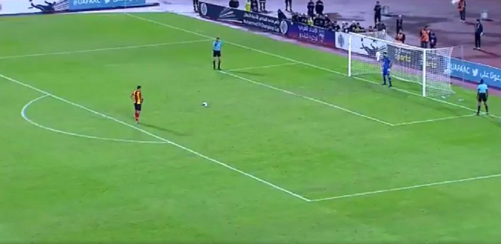 كأس محمد السادس للأندية الأبطال: أولمبيك آسفي يتغلب على الترجي (جميع ضربات الترجيح)