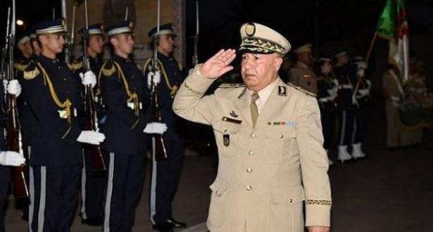 إعفاء رئيس دائرة الاستعمال والتحضير لأركان الجيش الجزائري اللواء شريف زراد من مهامه