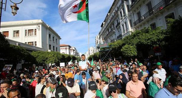 الحملة الانتخابية الرئاسية في الجزائر تشهد اضطرابات لليوم الثاني