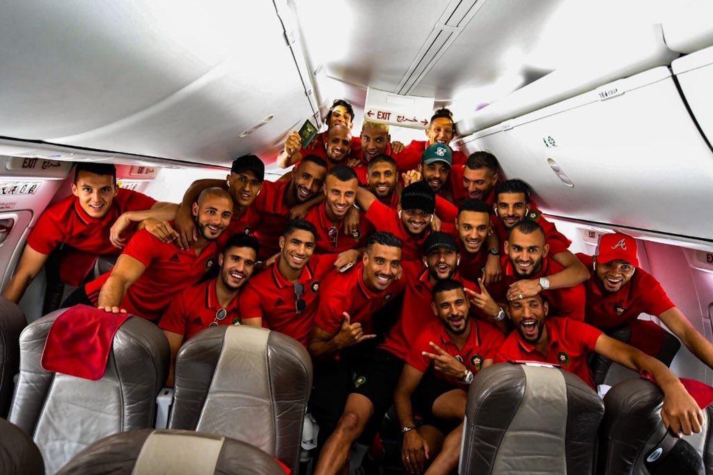 رحلة مرهقة تنتظر المنتخب المغربي للوصول إلى بوروندي