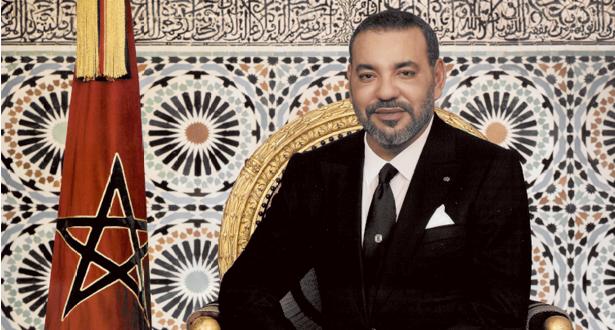 الملك محمد السادس يهنئ خادم الحرمين الشريفين بمناسبة الذكرى الخامسة لاعتلائه عرش المملكة العربية السعودية