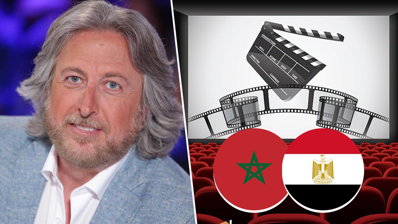جمال فياض يبدي رأيه في السينما المغربية ويقارنها بالسينما المصرية