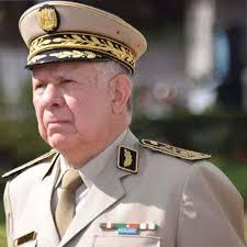 الجزائر...تعيين سعيد شنقريحة رئيسا لأركان الجيش بالنيابة