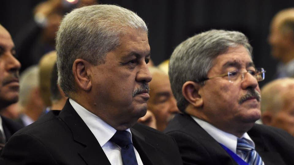 الجزائر...السجن لرئيسي وزراء سابقين ومسؤولين بتهم الفساد
