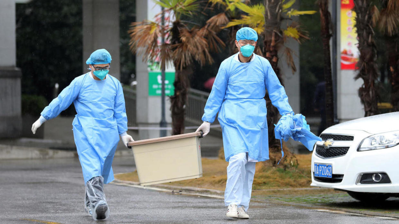 """الصين تؤكد انتقال عدوى فيروس """"كورونا"""" الجديد بين البشر"""