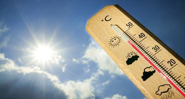 درجات الحرارة الدنيا والعليا المرتقبة الخميس