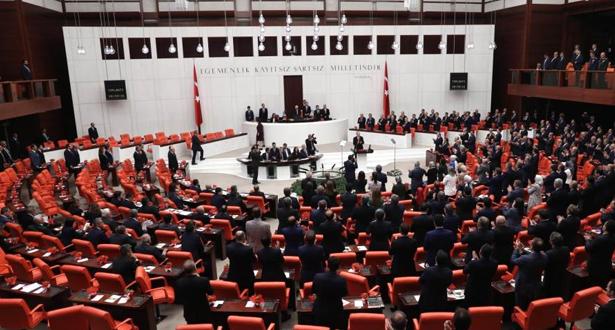 البرلمان التركي يوافق على تقديم دعم عسكري إلى ليبيا يشمل إرسال قوات