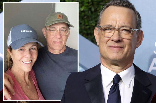 وسائل إعلام: توم هانكس وزوجته يغادران المستشفى بعد العلاج من كورونا