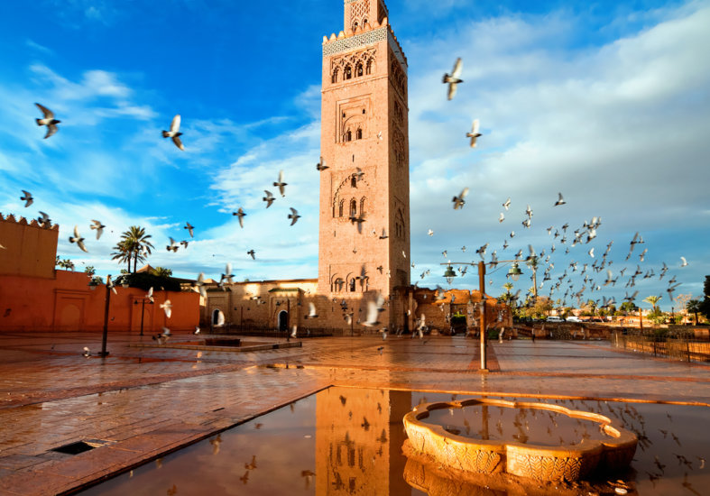 مهنيو السياحة المغربية ينتظرون قرارات الدعم ويقترحون اعفاءات ضريبية (مادة صوتية)